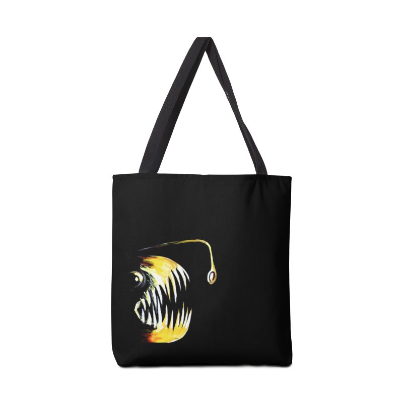 Angler fish! Accessories Tote Bag Bag by Stephanie Gobby's Artist Shop