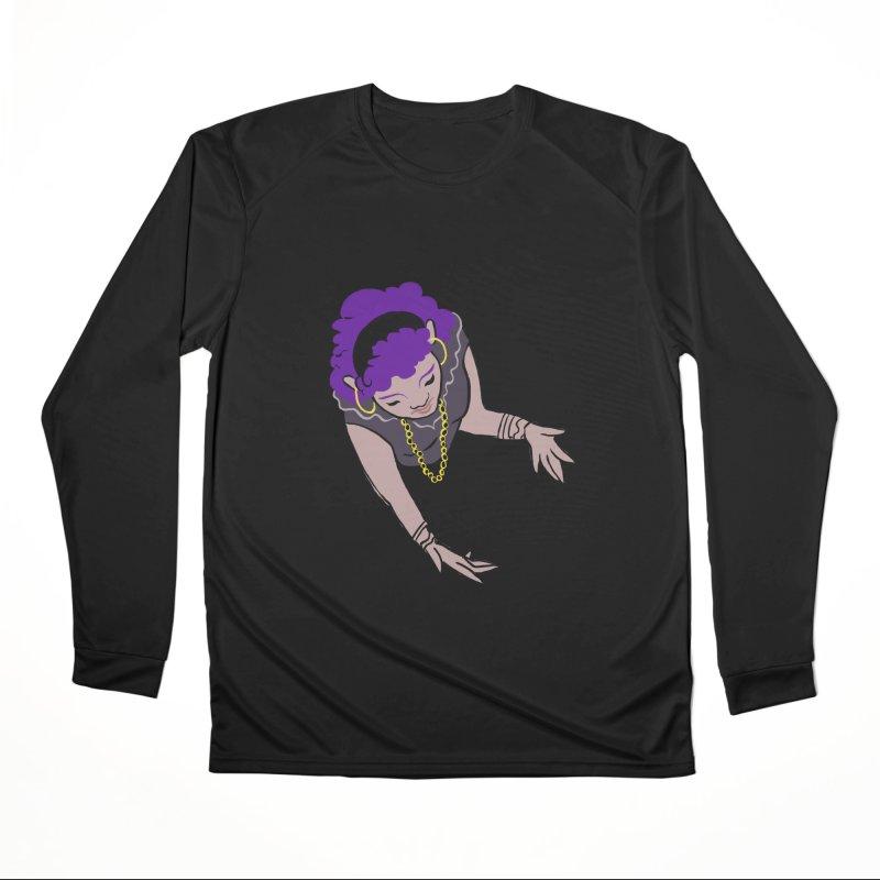 Girl Magic Women's Performance Unisex Longsleeve T-Shirt by Stephanie Gobby's Artist Shop