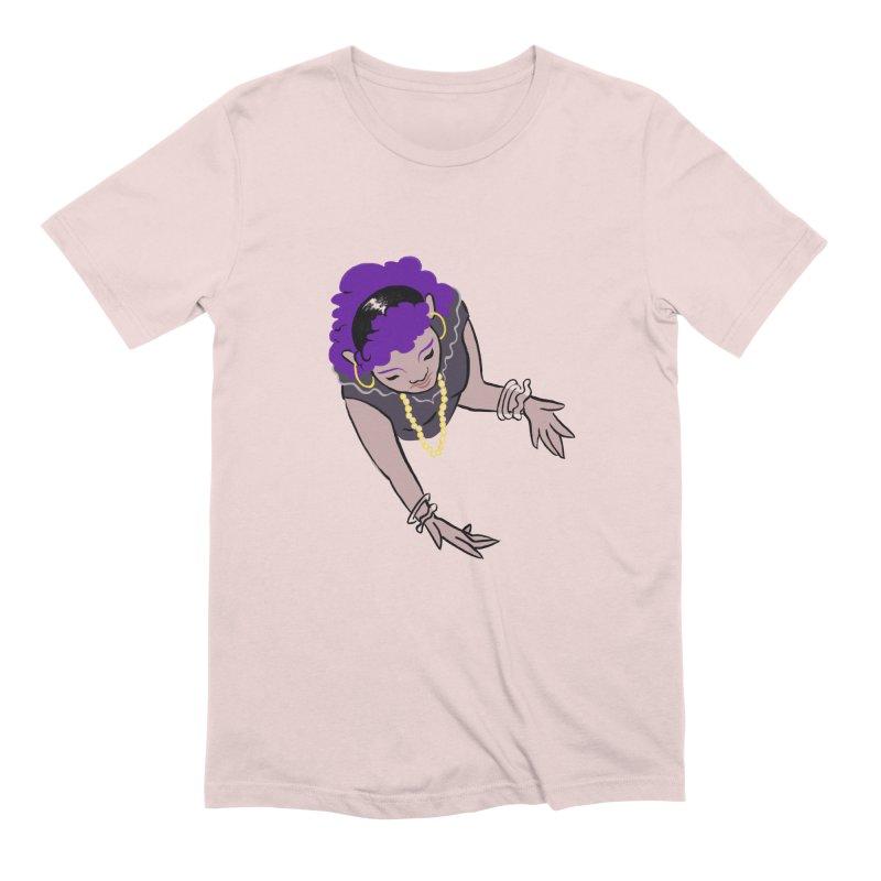 Girl Magic Men's T-Shirt by Stephanie Gobby's Artist Shop