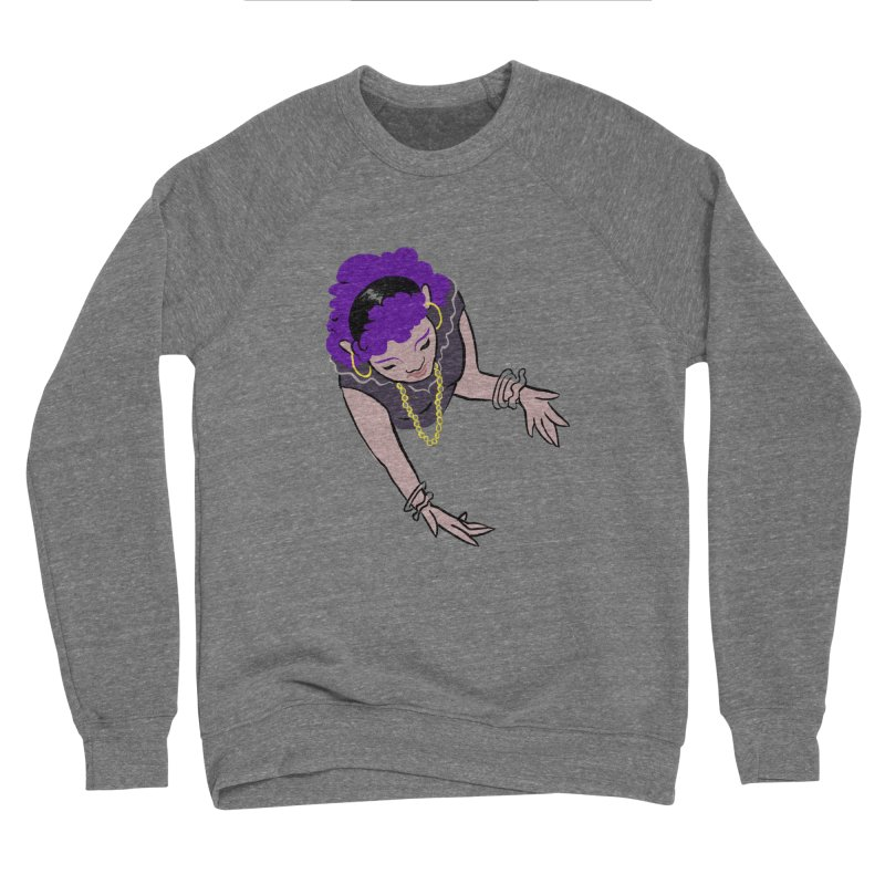 Girl Magic Men's Sponge Fleece Sweatshirt by Stephanie Gobby's Artist Shop