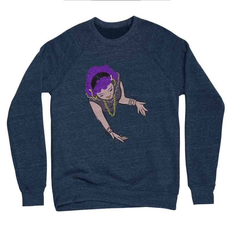 Girl Magic Women's Sponge Fleece Sweatshirt by Stephanie Gobby's Artist Shop