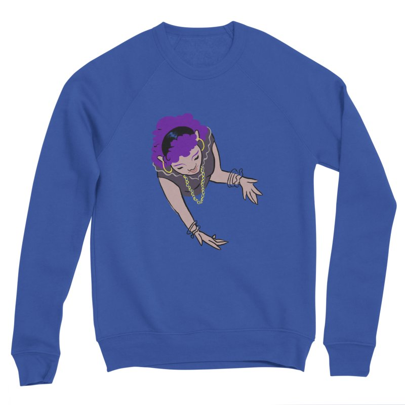 Girl Magic Women's Sweatshirt by Stephanie Gobby's Artist Shop