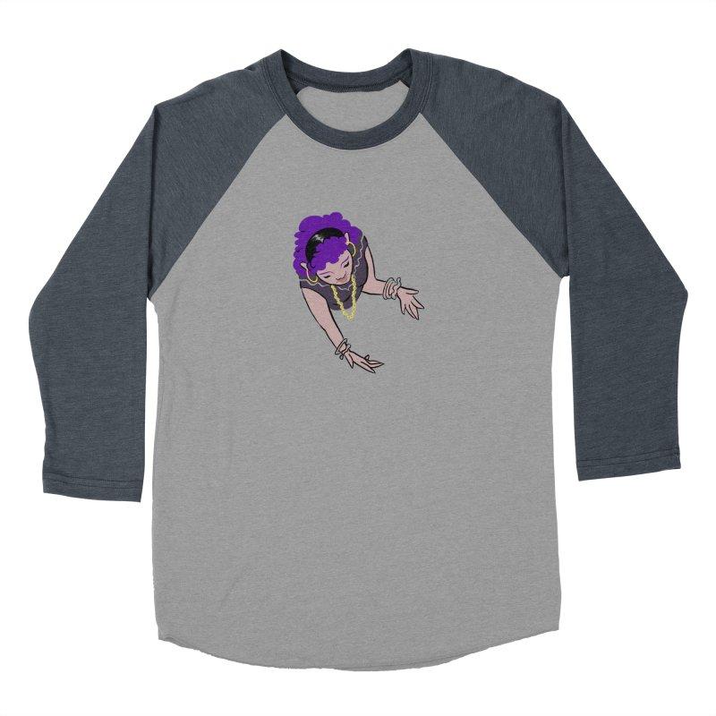 Girl Magic Women's Longsleeve T-Shirt by Stephanie Gobby's Artist Shop
