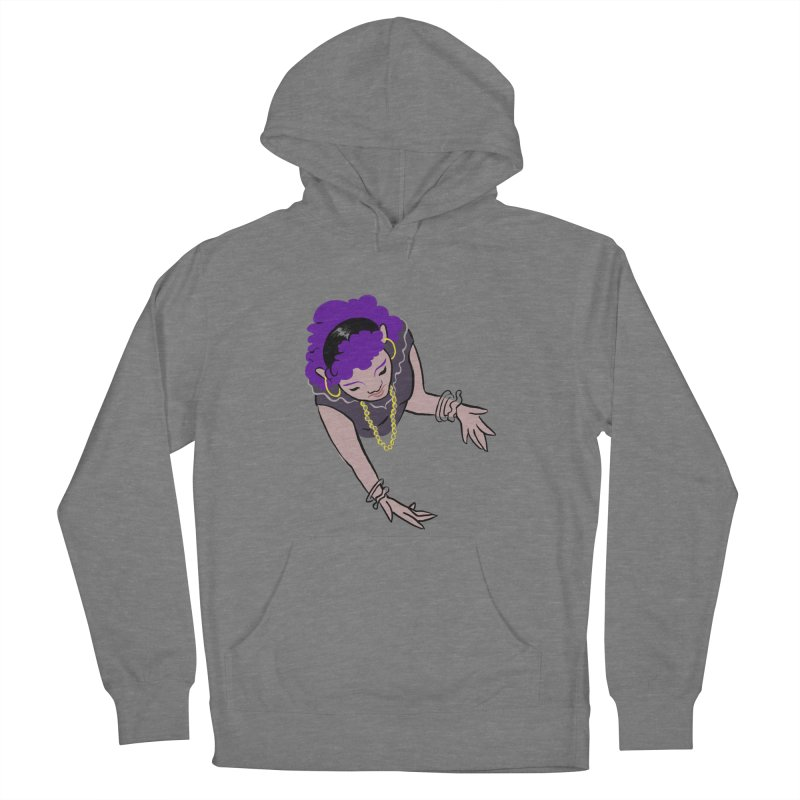 Girl Magic Men's French Terry Pullover Hoody by Stephanie Gobby's Artist Shop