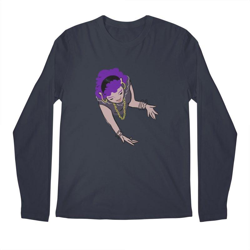 Girl Magic Men's Regular Longsleeve T-Shirt by Stephanie Gobby's Artist Shop