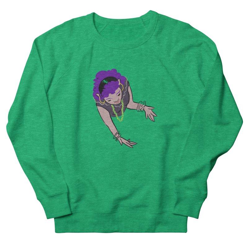 Girl Magic Women's Sweatshirt by Stephanie Gobby's Artist Shop
