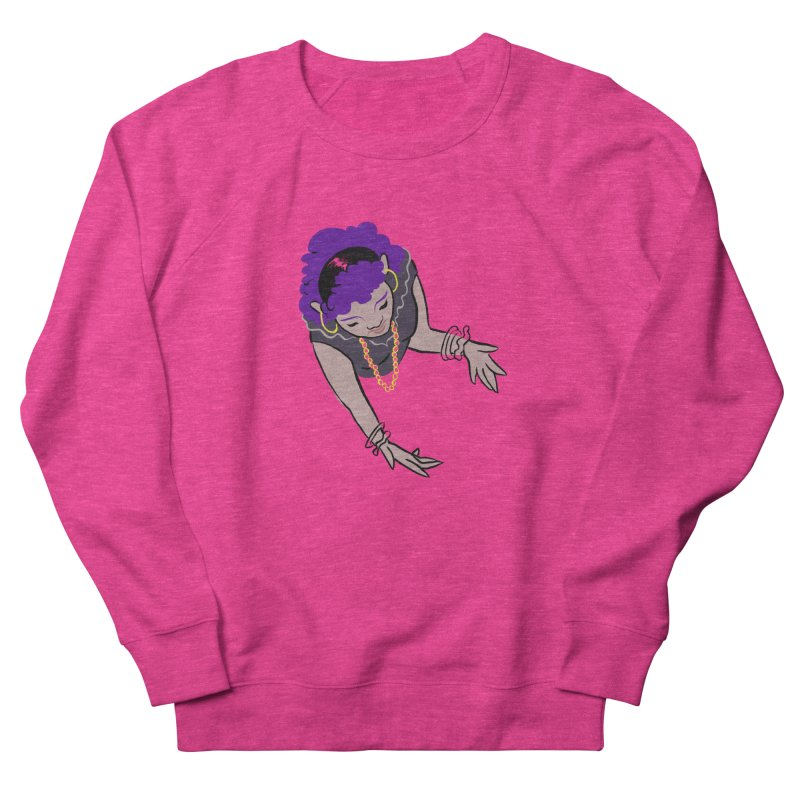 Girl Magic Men's French Terry Sweatshirt by Stephanie Gobby's Artist Shop