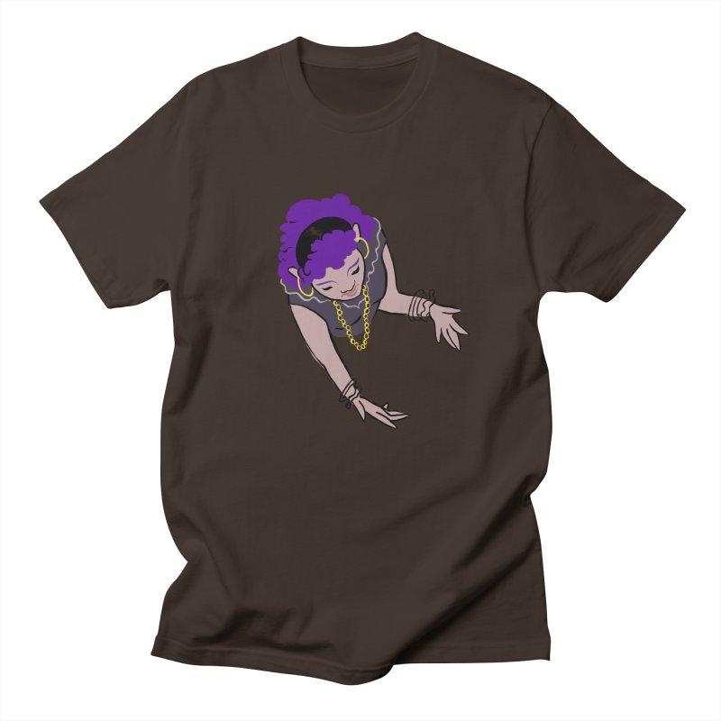 Girl Magic Men's Regular T-Shirt by Stephanie Gobby's Artist Shop