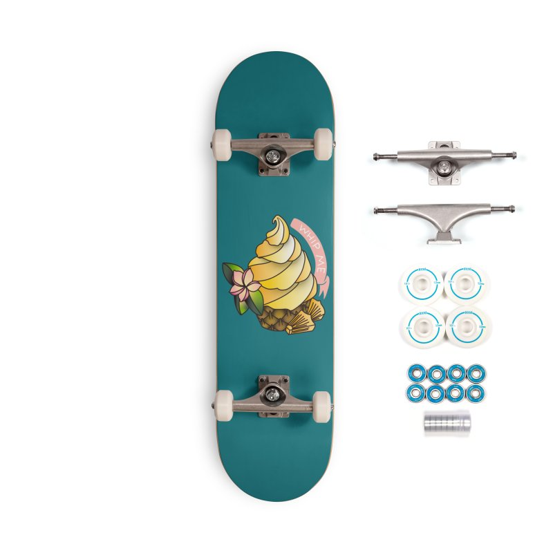 Whip Me Accessories Skateboard by Stephanie Gobby's Artist Shop