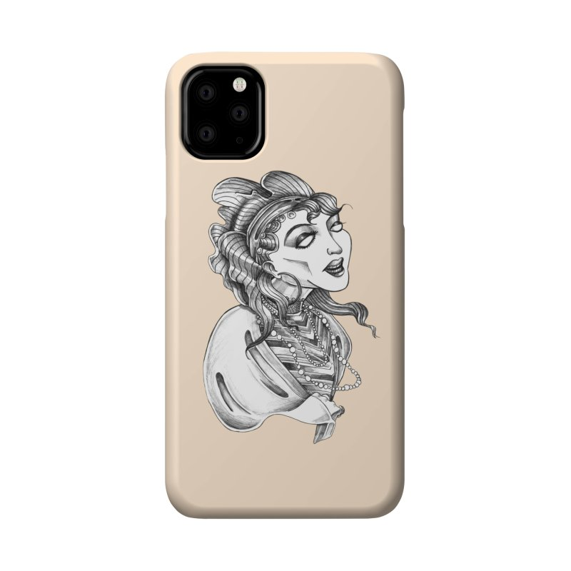 Fortune Teller Accessories Phone Case by Stephanie Gobby's Artist Shop