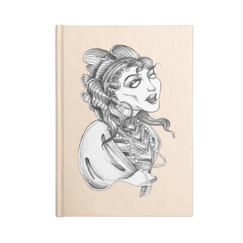 Fortune Teller Accessories Notebook by Stephanie Gobby's Artist Shop
