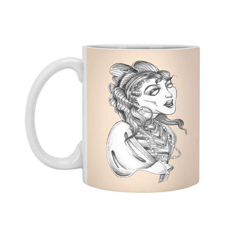 Fortune Teller Accessories Standard Mug by Stephanie Gobby's Artist Shop