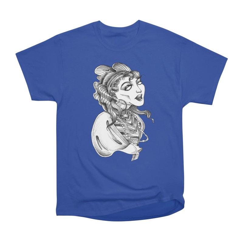 Fortune Teller Women's Heavyweight Unisex T-Shirt by Stephanie Gobby's Artist Shop