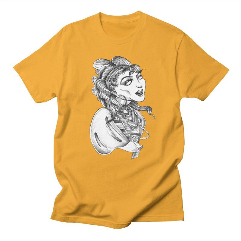 Fortune Teller Women's T-Shirt by Stephanie Gobby's Artist Shop