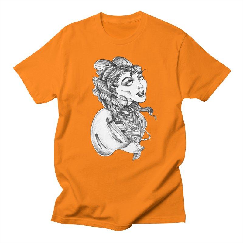 Fortune Teller Men's T-Shirt by Stephanie Gobby's Artist Shop