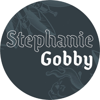 Stephanie Gobby's Artist Shop Logo