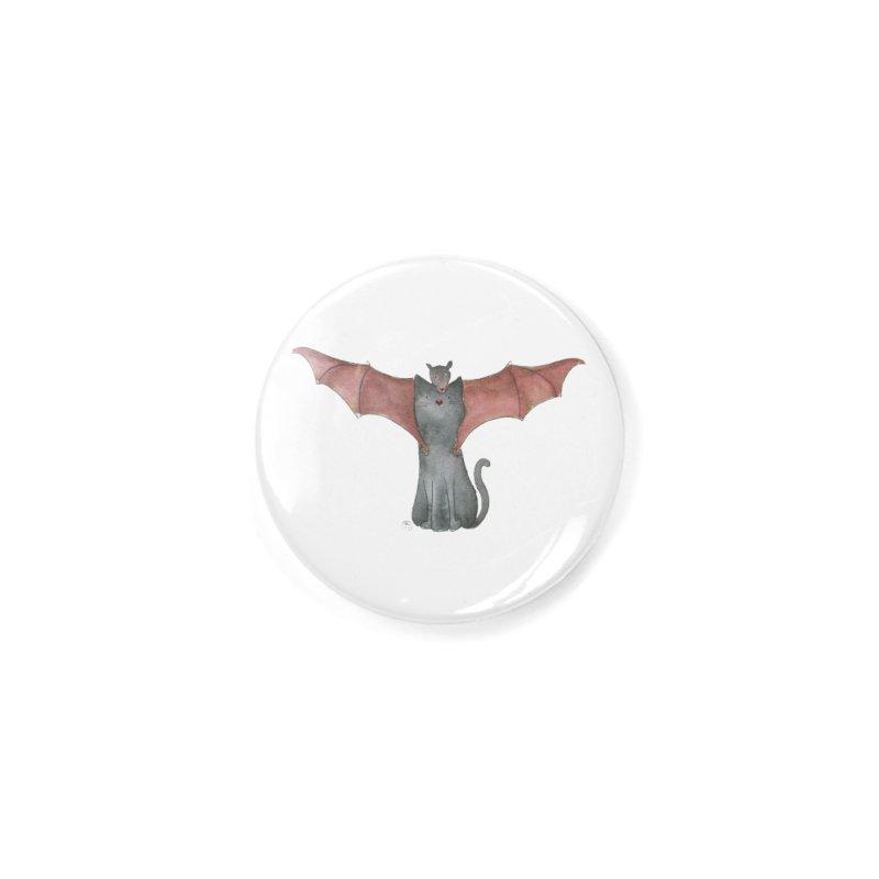 Battycat Accessories Button by Stephanie Inagaki