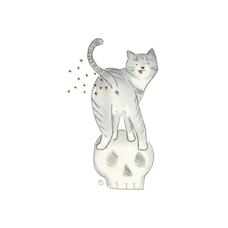 Kitty Sparkles by Stephanie Inagaki