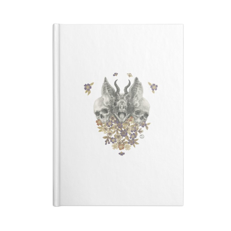 The Sentries Accessories Notebook by Stephanie Inagaki