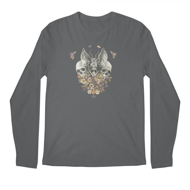 The Sentries Men's Longsleeve T-Shirt by Stephanie Inagaki