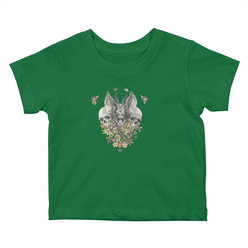 The Sentries Kids Baby T-Shirt by Stephanie Inagaki
