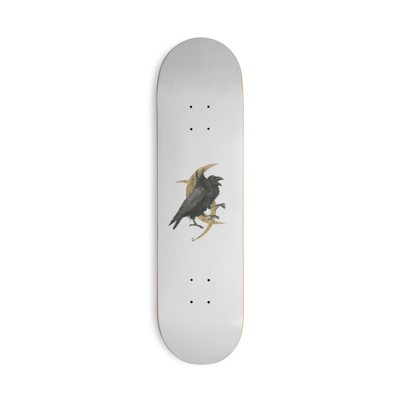 Twin Flames, Fated Hearts Accessories Skateboard by Stephanie Inagaki