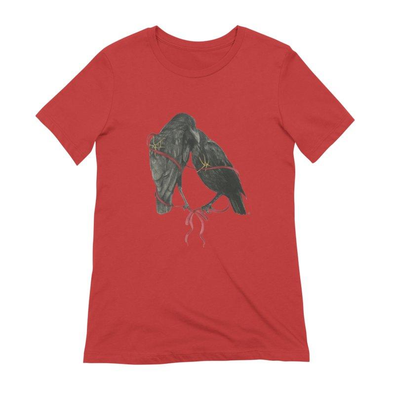 Hope & Love Women's T-Shirt by Stephanie Inagaki