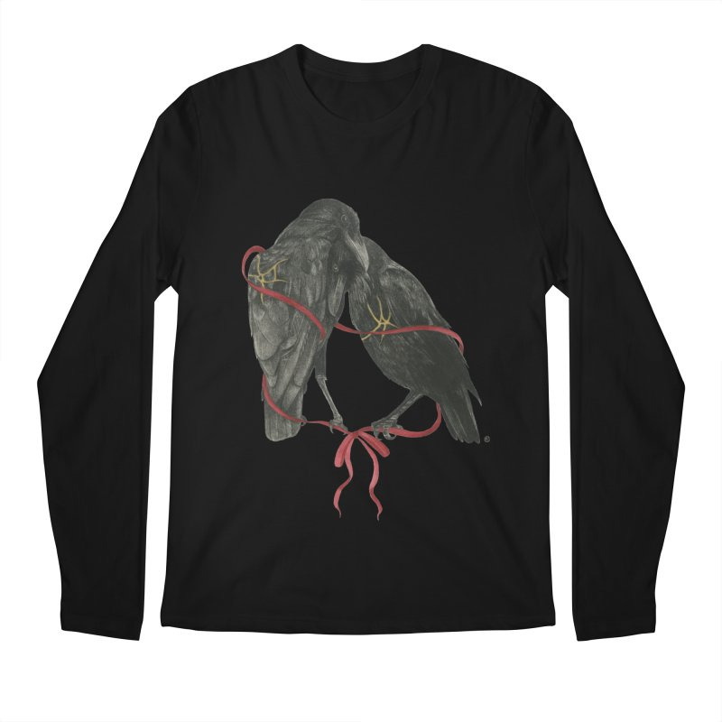 Hope & Love Men's Longsleeve T-Shirt by Stephanie Inagaki