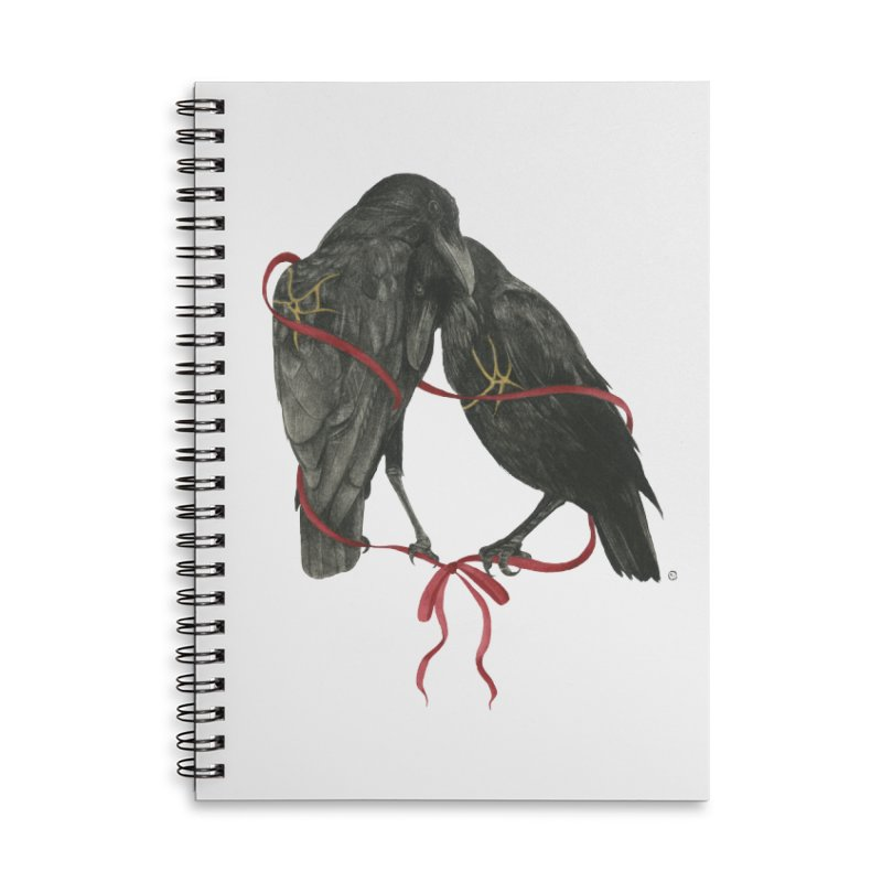Hope & Love Accessories Notebook by Stephanie Inagaki