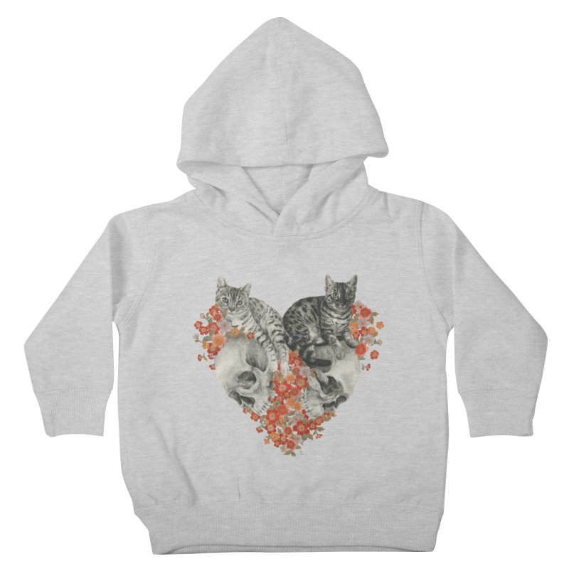 Sumie & Bizen Kids Toddler Pullover Hoody by Stephanie Inagaki