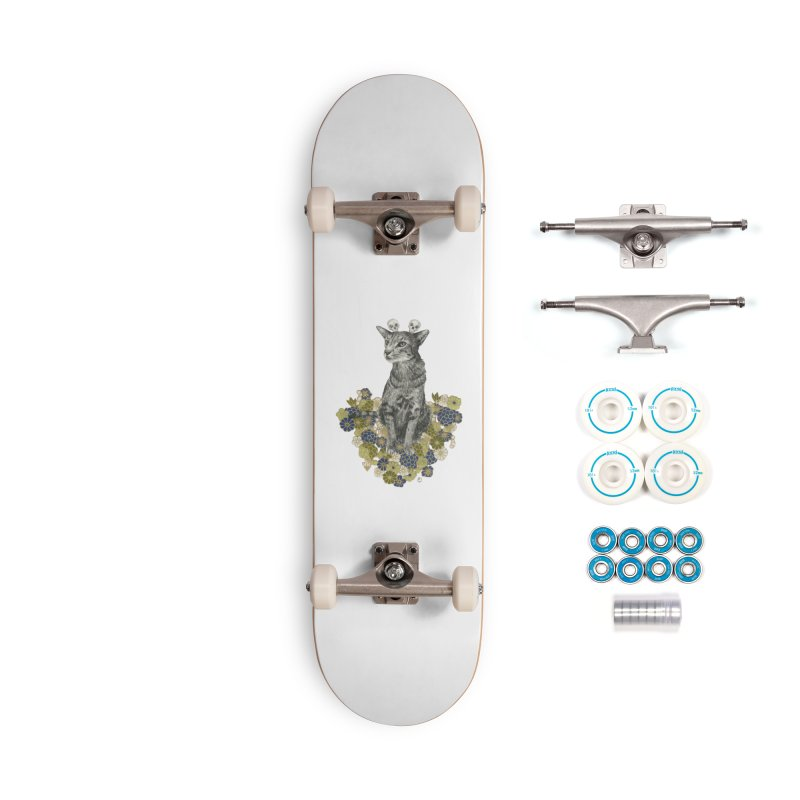 Oleg Accessories Skateboard by Stephanie Inagaki