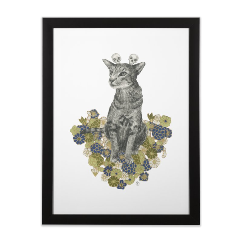 Oleg Home Framed Fine Art Print by Stephanie Inagaki