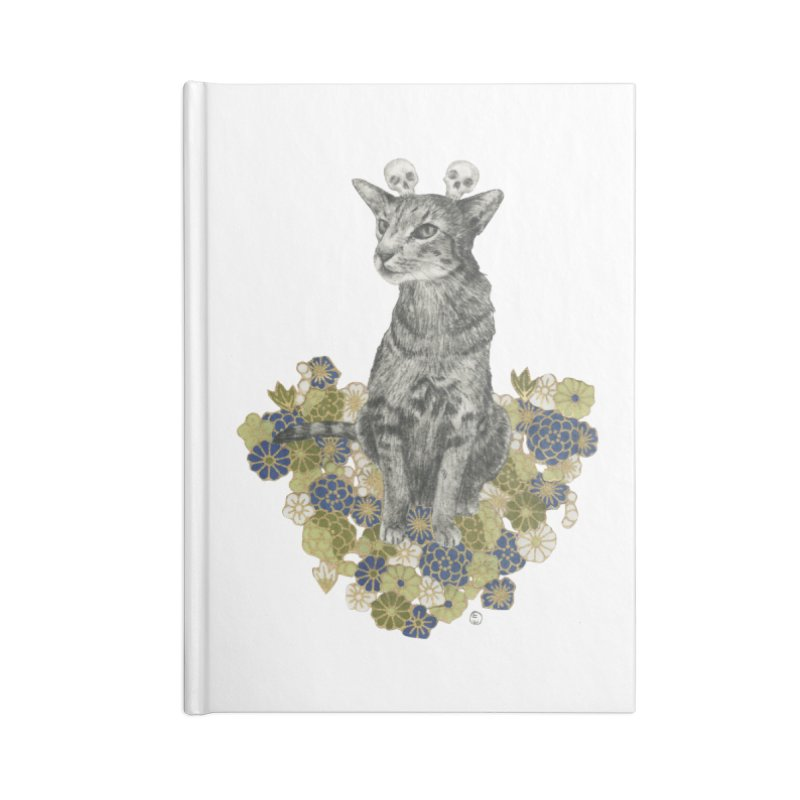 Oleg Accessories Notebook by Stephanie Inagaki