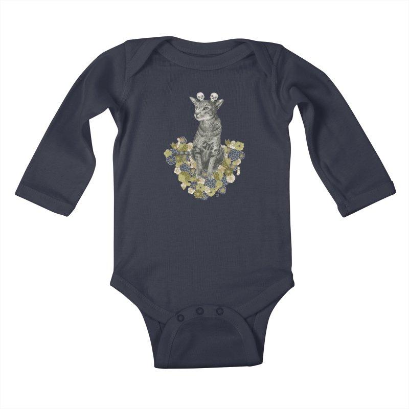 Oleg Kids Baby Longsleeve Bodysuit by Stephanie Inagaki