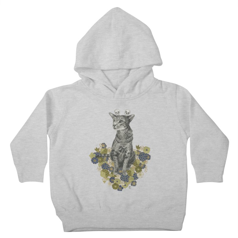 Oleg Kids Toddler Pullover Hoody by Stephanie Inagaki