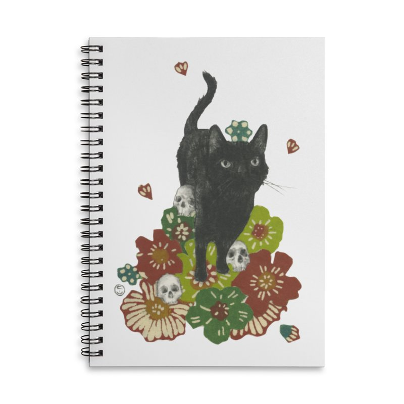 Blossoms Accessories Notebook by Stephanie Inagaki