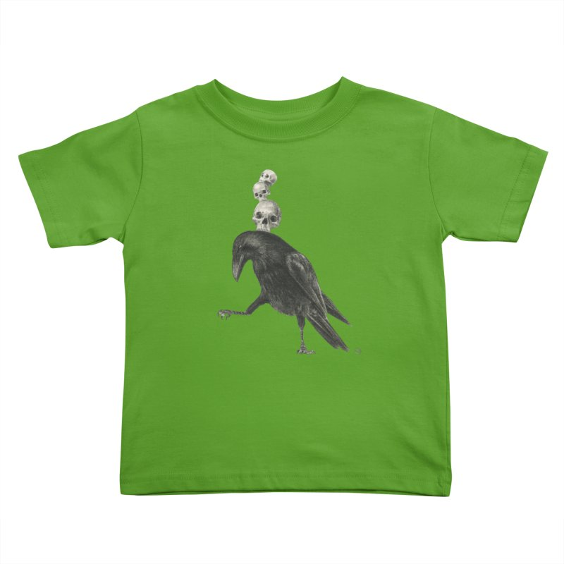 The Dance Kids Toddler T-Shirt by Stephanie Inagaki