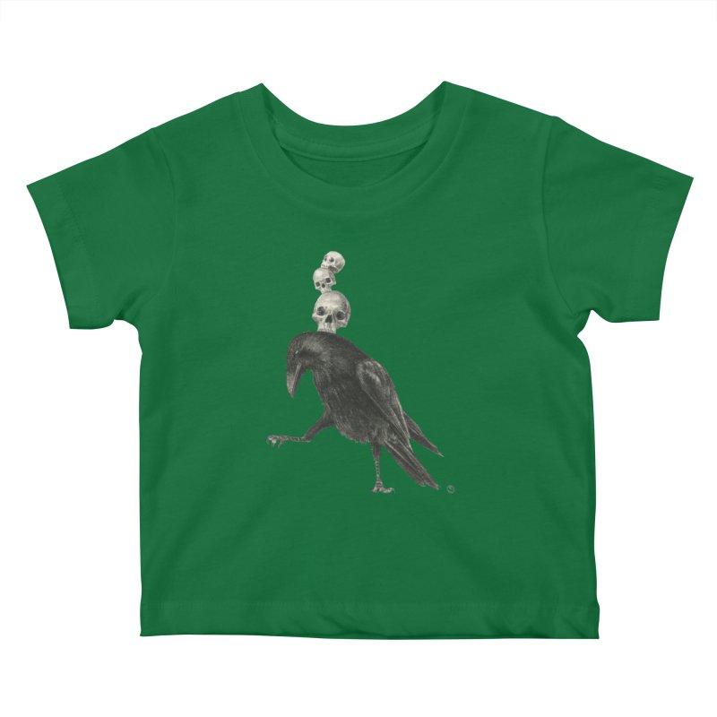 The Dance Kids Baby T-Shirt by Stephanie Inagaki