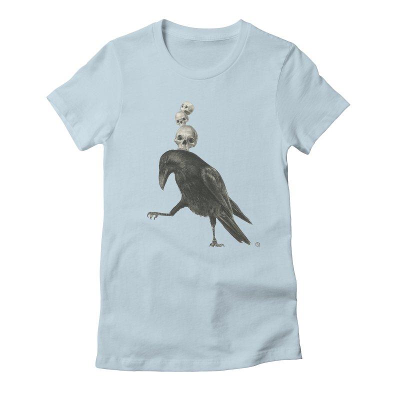 The Dance Women's T-Shirt by Stephanie Inagaki
