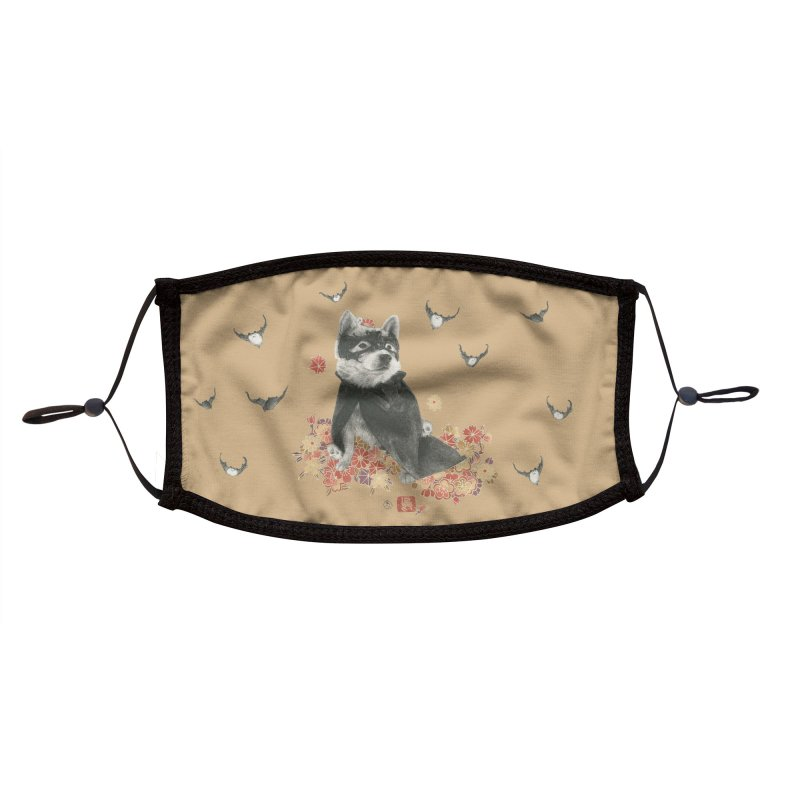 BatMomo Accessories Face Mask by Stephanie Inagaki
