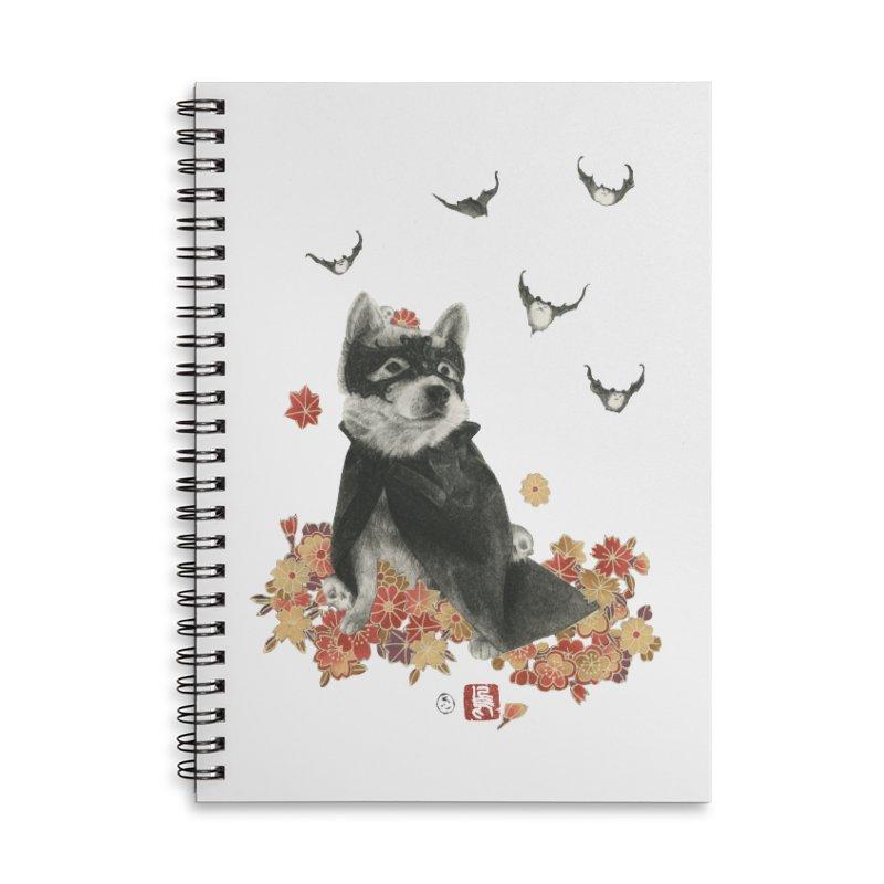 BatMomo Accessories Notebook by Stephanie Inagaki