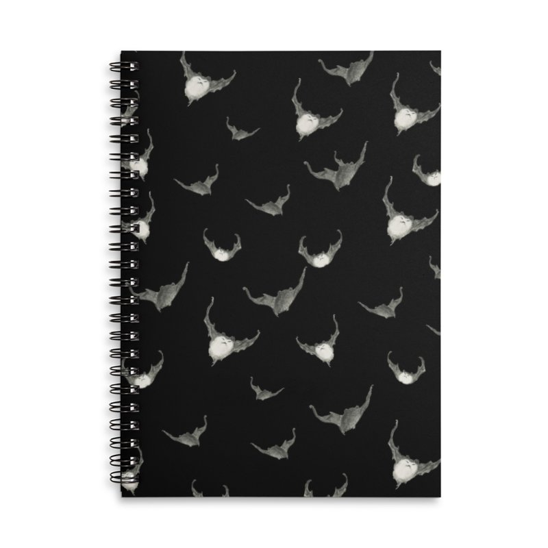 Release the Bats Accessories Notebook by Stephanie Inagaki