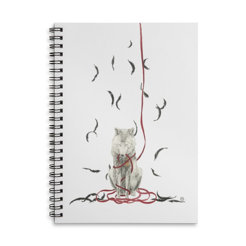 Entangled Accessories Notebook by Stephanie Inagaki
