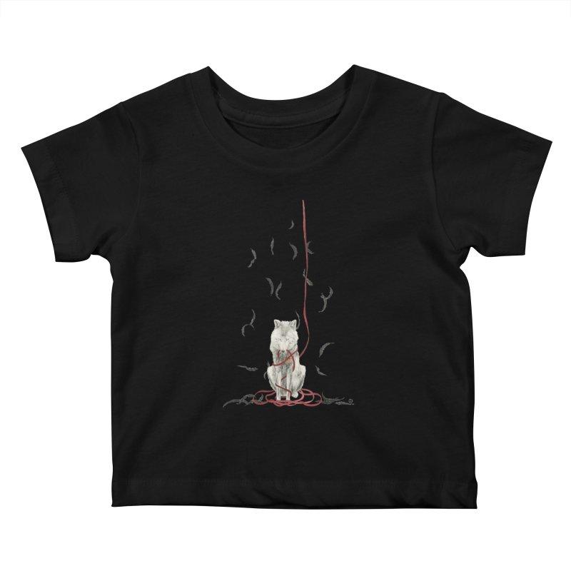 Entangled Kids Baby T-Shirt by Stephanie Inagaki