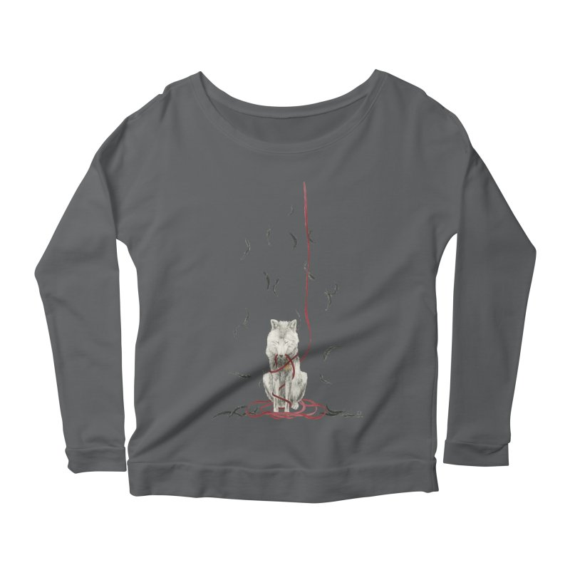 Entangled Women's Longsleeve T-Shirt by Stephanie Inagaki