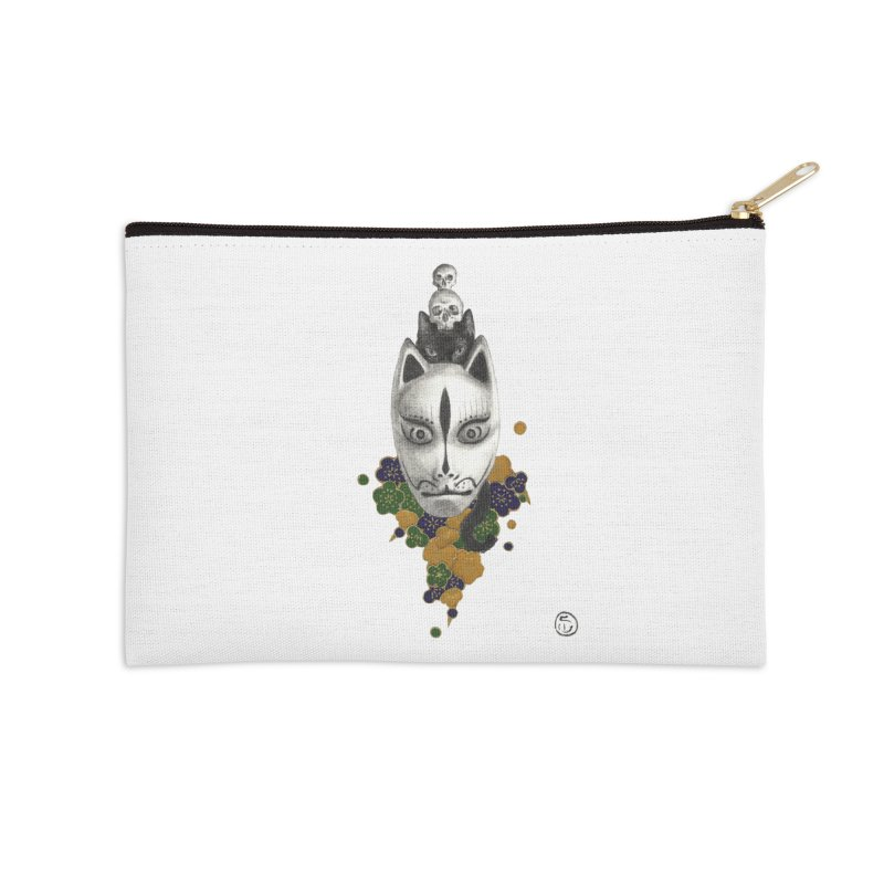Totem Accessories Zip Pouch by Stephanie Inagaki