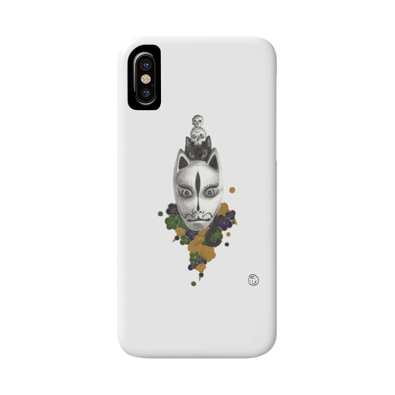 Totem Accessories Phone Case by stephanieinagaki's Artist Shop
