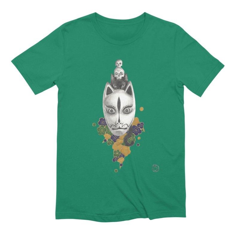 Totem Men's Extra Soft T-Shirt by Stephanie Inagaki