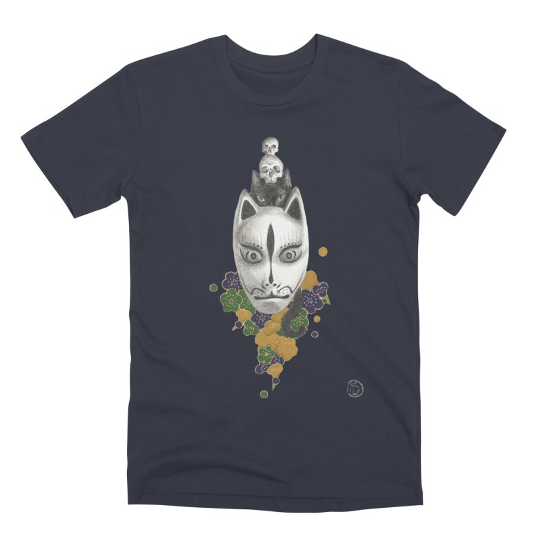 Totem Men's Premium T-Shirt by stephanieinagaki's Artist Shop