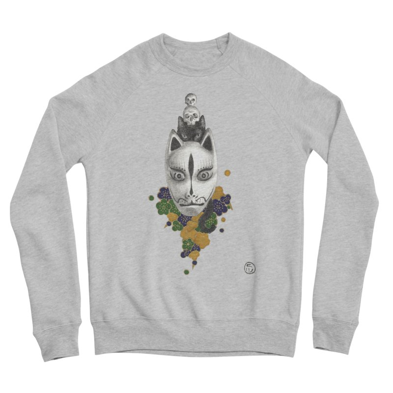 Totem Women's Sponge Fleece Sweatshirt by stephanieinagaki's Artist Shop